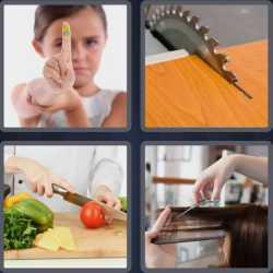 4-pics-1-word-3-letters-cut