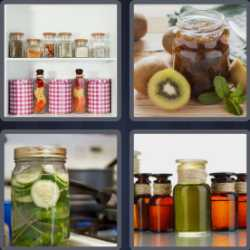 4 pics 1 word canning jars