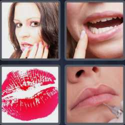 4-pics-1-word-3-letters-lip