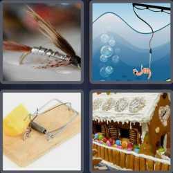 4-pics-1-word-4-letters-bait