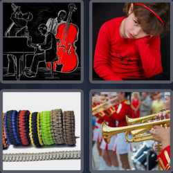 4-pics-1-word-4-letters-band
