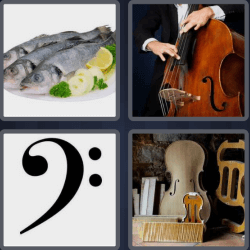 4-pics-1-word-4-letters-bass
