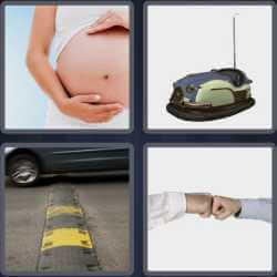 4-pics-1-word-4-letters-bump