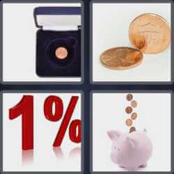 4-pics-1-word-4-letters-cent