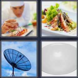 4-pics-1-word-4-letters-dish