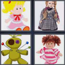 4-pics-1-word-4-letters-doll