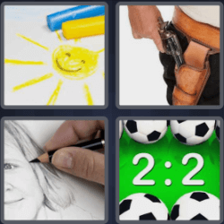 4-pics-1-word-4-letters-draw