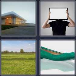 4-pics-1-word-4-letters-flat