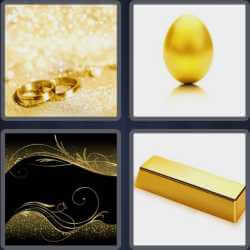 4-pics-1-word-4-letters-gold