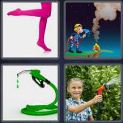 4-pics-1-word-4-letters-hose