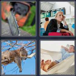 4 Pics 1 Word 4 Letters Idle