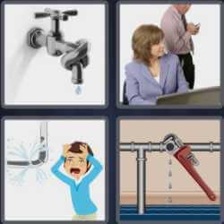 4-pics-1-word-4-letters-leak