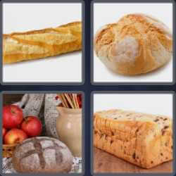 4-pics-1-word-4-letters-loaf