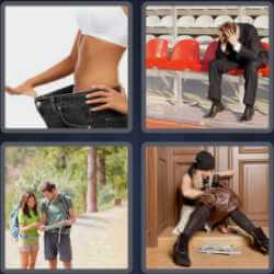 4-pics-1-word-4-letters-lost