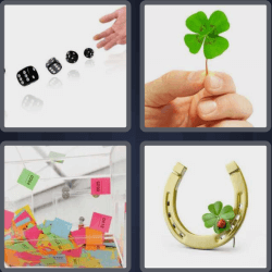 4-pics-1-word-4-letters-luck