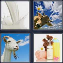 4-pics-1-word-4-letters-milk