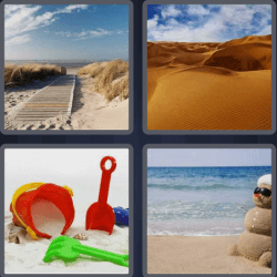 4-pics-1-word-4-letters-sand