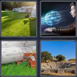 4 Pics 1 Word 4 Letters Site