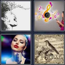 4-pics-1-word-4-letters-song