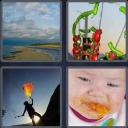 4 pics 1 word 4 letters answers easy search updated 2018 4 pics 1 word 4 letters spit expocarfo Gallery