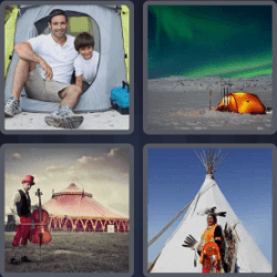 4 pics 1 word 4 letters answers easy search updated 2018 4 pics 1 word 4 letters tent expocarfo Gallery