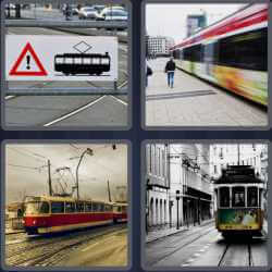 4 pics 1 word 4 letters answers easy search updated 2018 4 pics 1 word 4 letters tram expocarfo Image collections