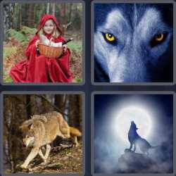 4-pics-1-word-4-letters-wolf