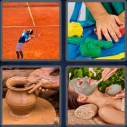 4-pics-1-word-4-letters-clay
