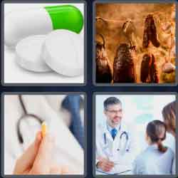 4-pics-1-word-4-letters-cure