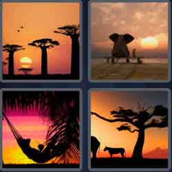 4-pics-1-word-4-letters-dusk