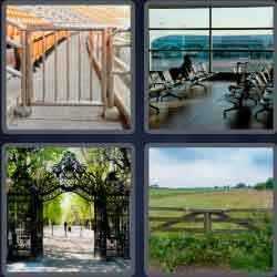 4-pics-1-word-4-letters-gate
