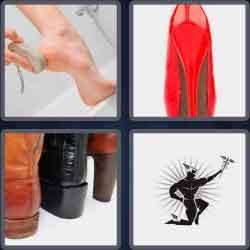 4-pics-1-word-4-letters-heel