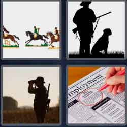 4-pics-1-word-4-letters-hunt