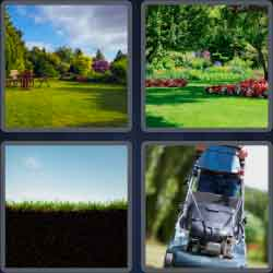 4-pics-1-word-4-letters-lawn