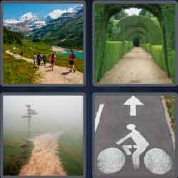 4 pics 1 word 4 letters answers easy search updated 4 pics 1 word 4 letters road with fog expocarfo