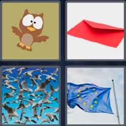 Four Letter Birds Frodofullring