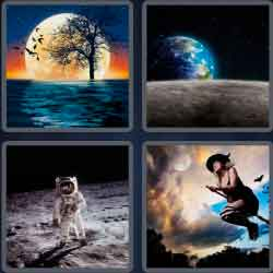 4-pics-1-word-4-letters-moon