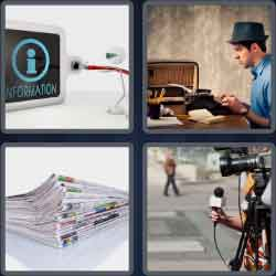 4 Pics 1 Word 4 Letters News