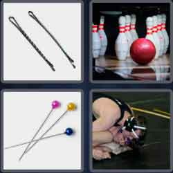 4 Pics 1 Word 4 Letters Pins