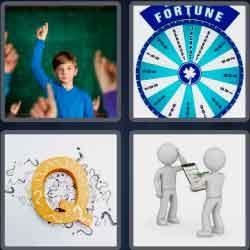 4 Pics 1 Word 4 Letters Quiz