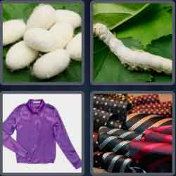 4-pics-1-word-4-letters-silk
