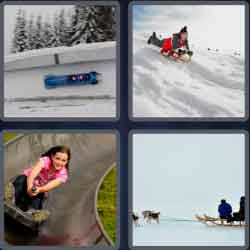 4-pics-1-word-4-letters-sled