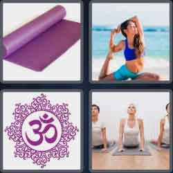 4-pics-1-word-4-letters-yoga