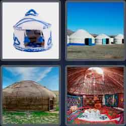 4-pics-1-word-4-letters-yurt