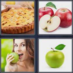 4-pics-1-word-5-letters-apple