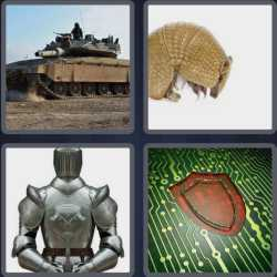 4-pics-1-word-5-letters-armor