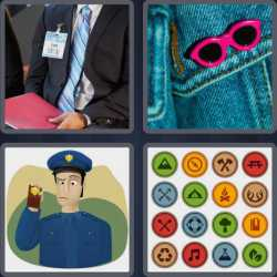 4-pics-1-word-5-letters-badge