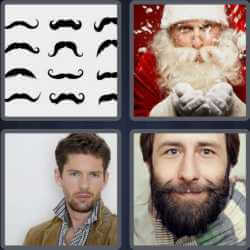 4-pics-1-word-5-letters-beard