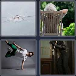 4 Pics 1 Word 5 Letters Break