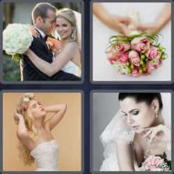 4-pics-1-word-5-letters-bride